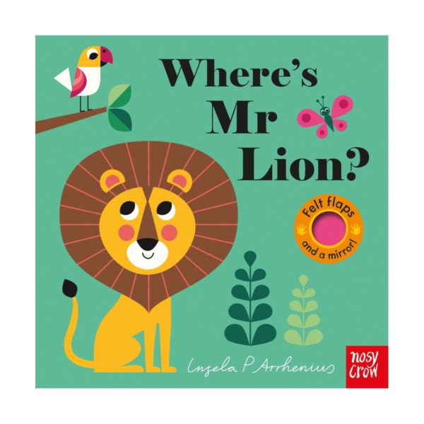 ingela-where-is-my-lion